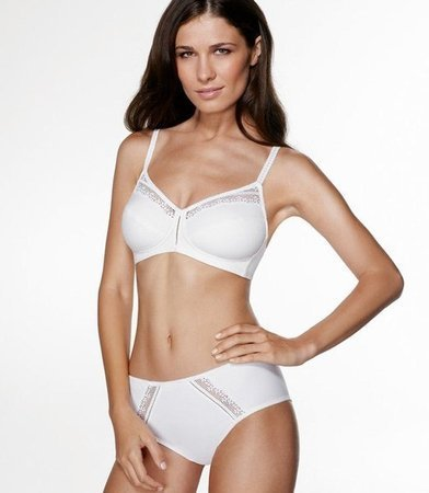Biustonosz Triumph - Cotton Beauty N